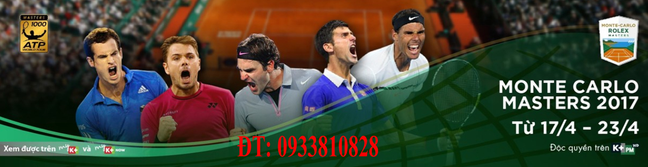 Monte Carlo Masters, Quần vợt, Tennis, ATP