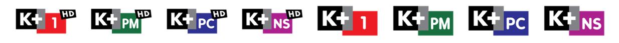 Truyền hình K+, gói kênh K+