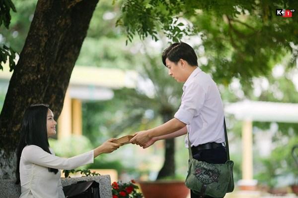 """Cô gái đến từ hôm qua,Nguyễn Nhật Ánh,đạo diễn Phan Gia Nhật Linh,Miu Lê,Ngô Kiến Huy,truyền hình K+"""""""