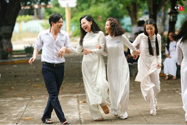 Cô gái đến từ hôm qua,Nguyễn Nhật Ánh,đạo diễn Phan Gia Nhật Linh,Miu Lê,Ngô Kiến Huy,truyền hình K+