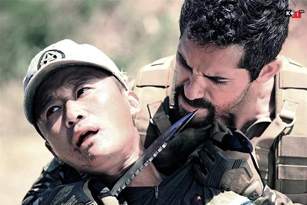 Chiến Lang,Wolf Warrior,phim hành động,Ngô Kinh,Scott Adkins,lính biệt kích,truyền hình K+