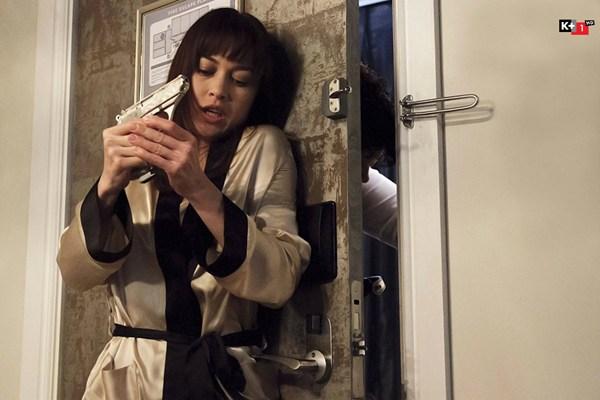 Momentum,Truy sát,Olga Kurylenko,phim hành động,siêu trộm,phi vụ cuối cùng,truyền hình K+
