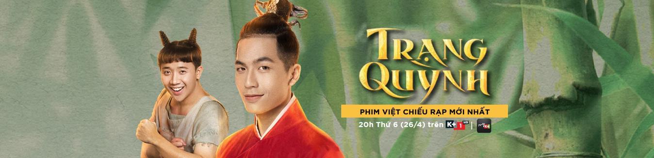 phim Việt chiếu rạp, truyền hình K+