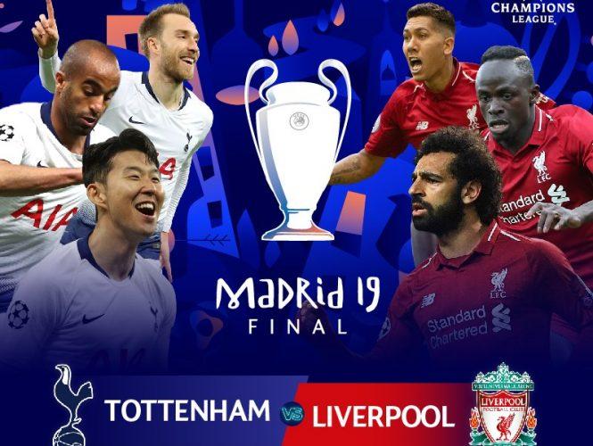 Đường đến chung kết Champions League 2019