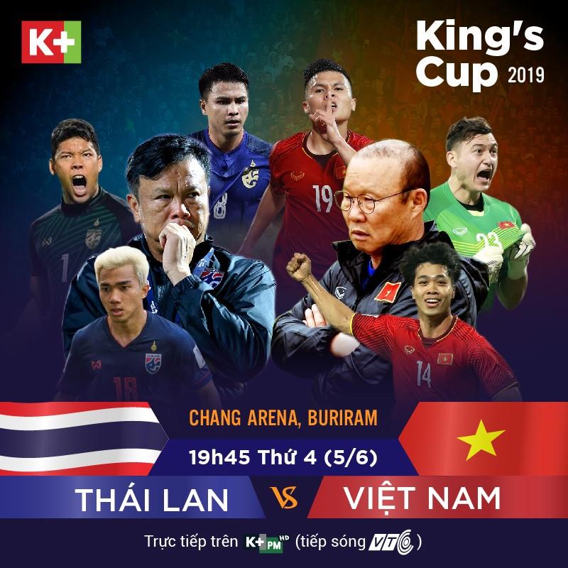 Đội tuyển Việt Nam, đội tuyển bóng đá Việt Nam, Kings cup