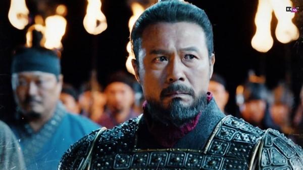Six flying dragons,Lục long tranh bá,phim Hàn Quốc,Yoo Ah-in,truyền hình K+