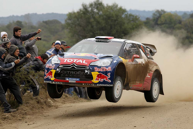 Đua Xe Địa Hình (World Rally Championship), truyền hình K+, WRC