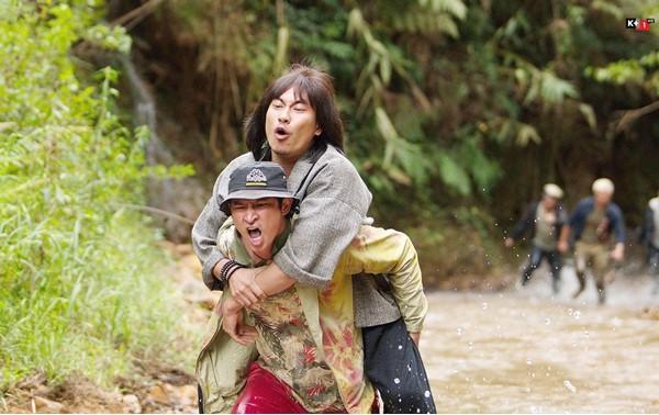 Lật mặt 3: Ba chàng khuyết,Lý Hải,Song Luân,Huy Khánh,Kiều Minh Tuấn,truyền hình K+