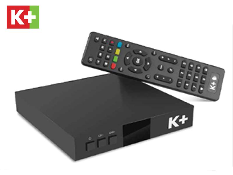 đầu thu K+, Đầu thu K+ HD SmarDTV DSB4500VSTV, truyền hình K+, kplus, truyenhinhkplusvn.com