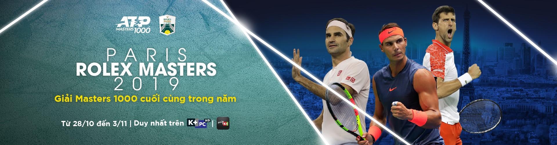 Giải đấu ATP 1000 Rolex Paris Master