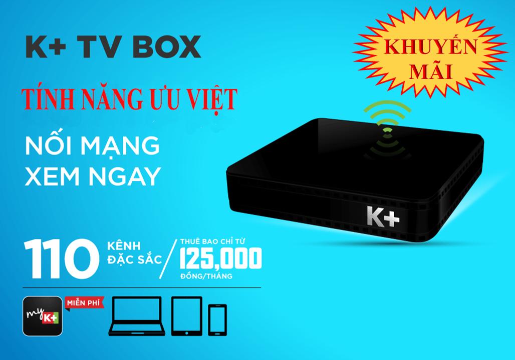 lắp đặt K+, lắp đặt K+ hcm, truyền hình K+, đăng ký K+