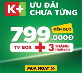 Lắp K+, lắp đặt K+, truyền hình K+, giá K+, khuyến mãi K+, K+ khuyến mãi, đăng ký K+