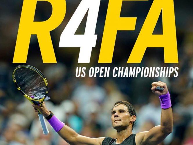 US Open 2019 – Chào mừng tân vô địch Rafael Nadal