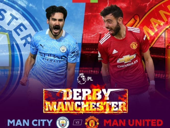Đại chiến Manchester City – Manchester United